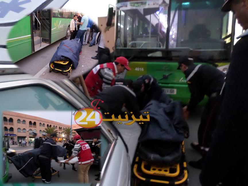 وفاة مفاجئة في الشارع العمومي لشاب في العشرينيات من العمر بتيزنيت