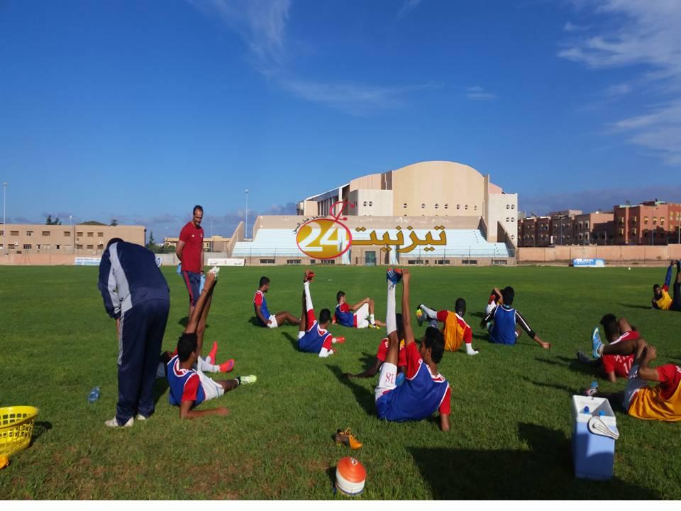 امل تيزنيت لكرة القدم يقيل مدرب الفريق و لحسن ابرامي و عبد السلام الغريسي على الخط