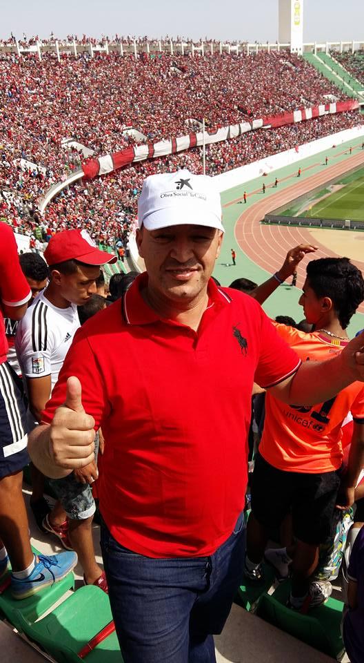 بويزكارن: انتخاب رشيد ترمام رئيسا للنادي الرياضي البلدي لبويزكارن بالاجماع