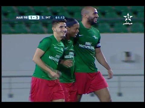 المنتخب المغربي ضد نجوم العالم في تكريم مصطفى حجي