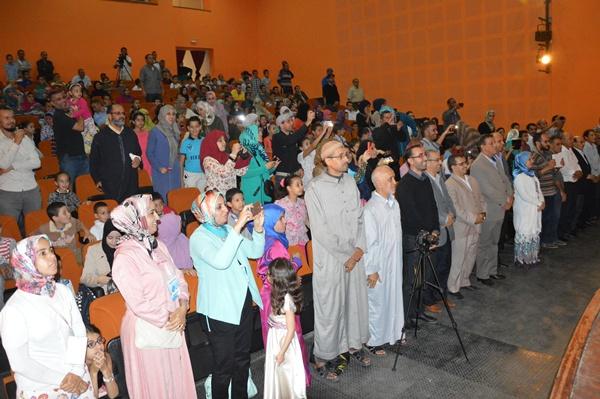 بلاغ اخباري : جمعية الاستاذ بتيزنيت تحتفل باليوم العالمي للمدرس وتكرم اطرا تربوية بنيابة تيزنيت .