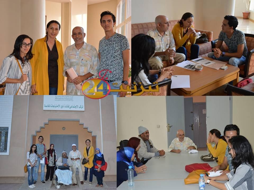 جمعية قادة الامل تيزنيت تستعد لتنظيم حملة طبية بمدينة تيزنيت