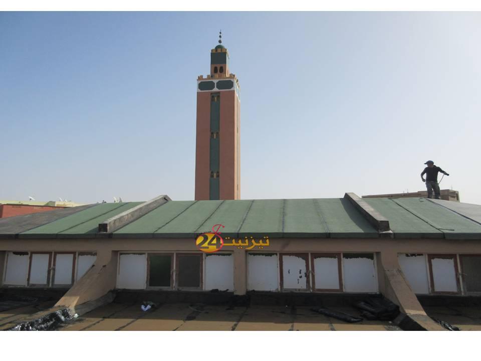 300 ألف درهم قيمة اصلاحات مسجد القدس بتيزنيت