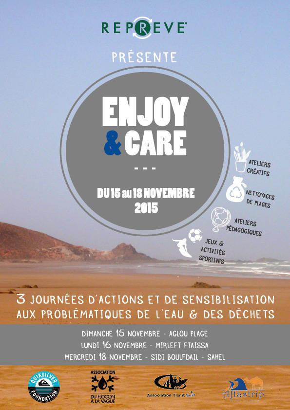 جمعية تيزنيت لركوب الموج تلغي نشاطها البيئي بشاطئ أكلو بسبب الأحداث الدامية بفرنسا