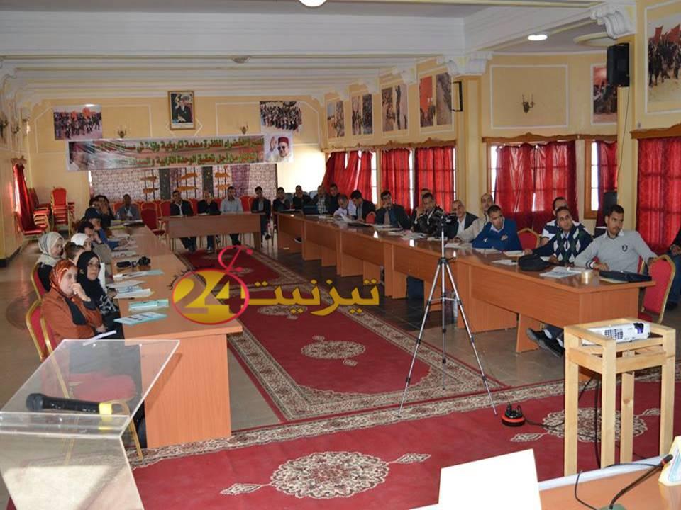 يوم دراسي للجمعية المغربية لأساتذة اللغة الانجليزيةبسيدي افني (صور)