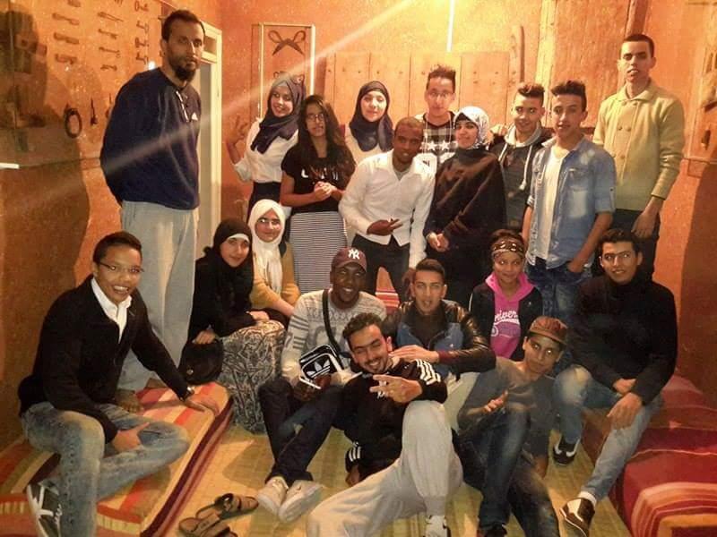 مرور السنة الثانية عن تأسيس جمعية شباب و مواهب