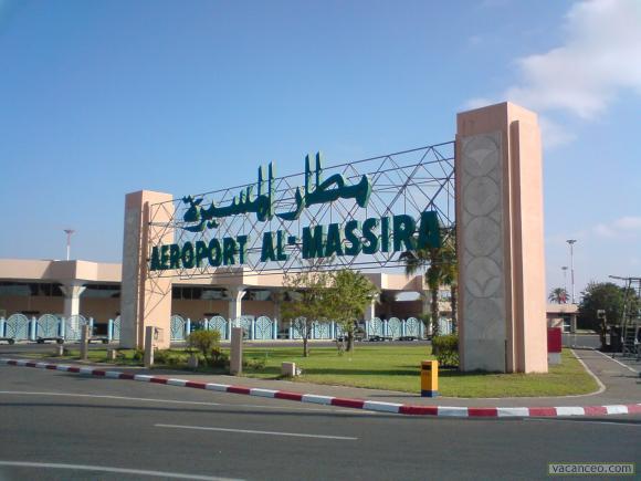 أزيد من 100 ألف مسافر استعملوا مطار أكادير المسيرة في نونبر 2015