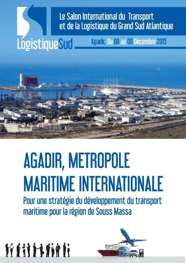 أكاديرتحتضن فعاليات المعرض الدولي الأول للنقل البحرى واللوجيستيك