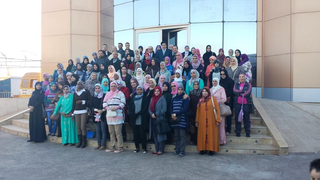 جمعية التوافق للنهوض بالتعليم الأولي تسدل الستار عن اليوم الدراسي حول الطقوس الاعتيادية بأكادير