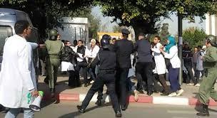 الاتحاد المغربي للشغل بتيزنيت: مسؤولية العمل الإجرامي ضد مدرسي ومدرسات الغد تقع على عاتق الحكومة ا