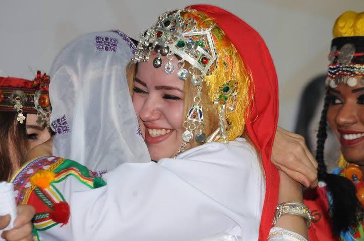 هذه ملكة جمال الأمازيغ لهذه السنة