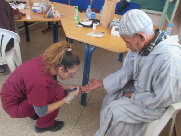 تارودانت : جماعة تفنكولت تستفيد من حملة طبية متعددة التخصصات