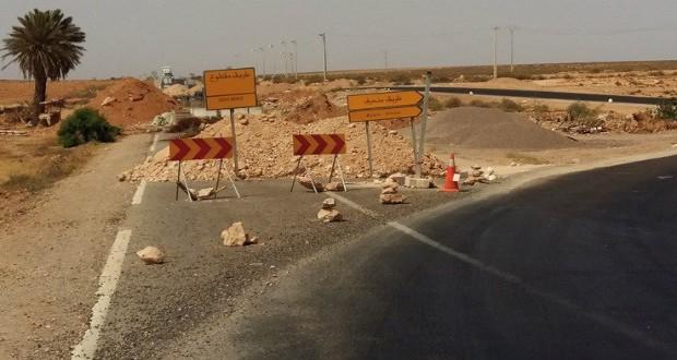 """تأجيل فتح أظرفة مشروع الطريق المزدوج """"تيزنيت – أكادير"""" لأربعين يوما إضافية"""
