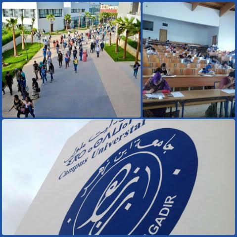 المصادقة على ميزانية جامعة ابن زهر بأكَادير،برسم سنة2016،والبالغة 13 مليار و800 مليون سنتيم