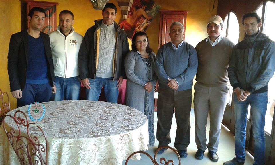 عبد اللطيف أيت أحمد رئيسا لفرع الاقليمي بتزنيت للمنظمة المغربية لحماية البيئة والمواطنة