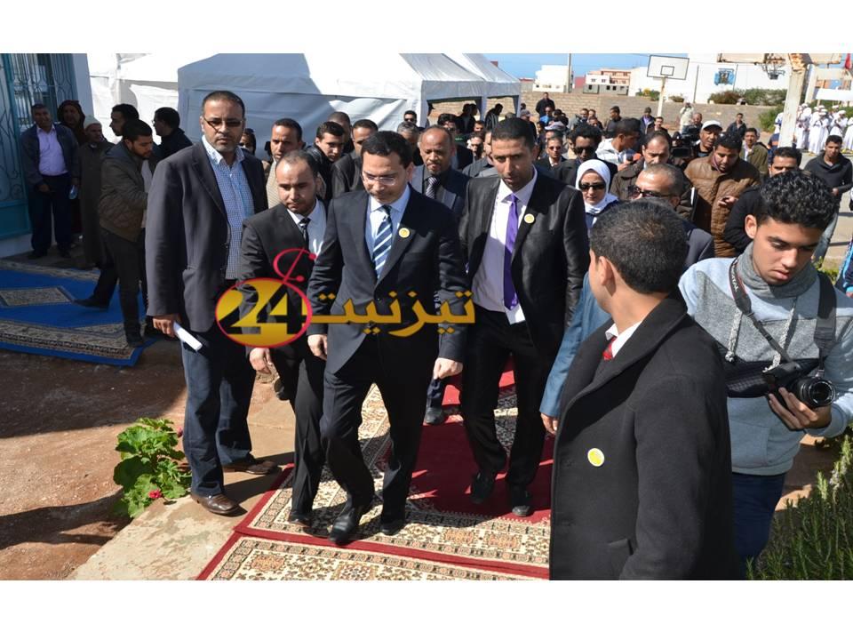 وزير الإتصال والناطق الرسمي بإسم الحكومة يفتتح الدورة الرابعة للملتقى الإعلامي بميراللفت