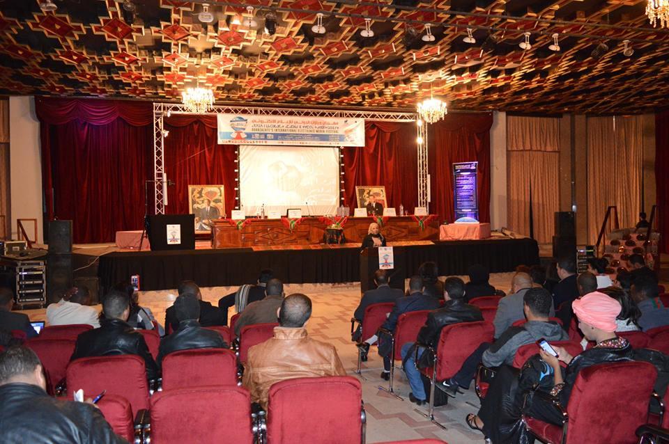 إعلاميو ن من 9 دول يشاركون في مهرجان ورزازات الدولي للإعلام الإلكتروني
