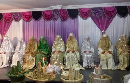 أكادير تحتضن حفل زفاف جماعي للفقراء بتقاليد سوسية