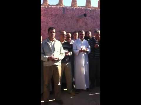 """تقديم العزاء لأسر ضحايا حادثة """" المقاتلة """" / فيديو"""