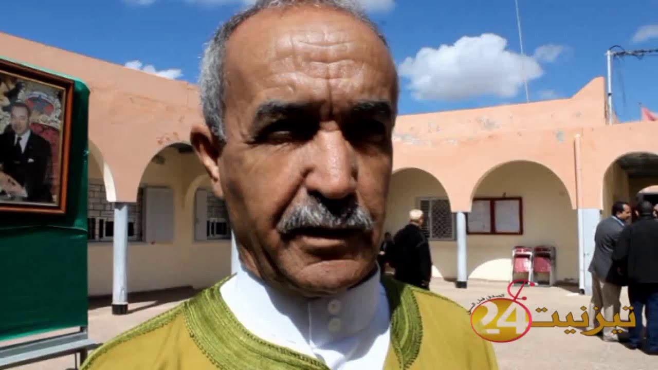 السفيني : الانطلاقة الفعلية للتنمية الشاملة لجماعة أربعاء الساحل