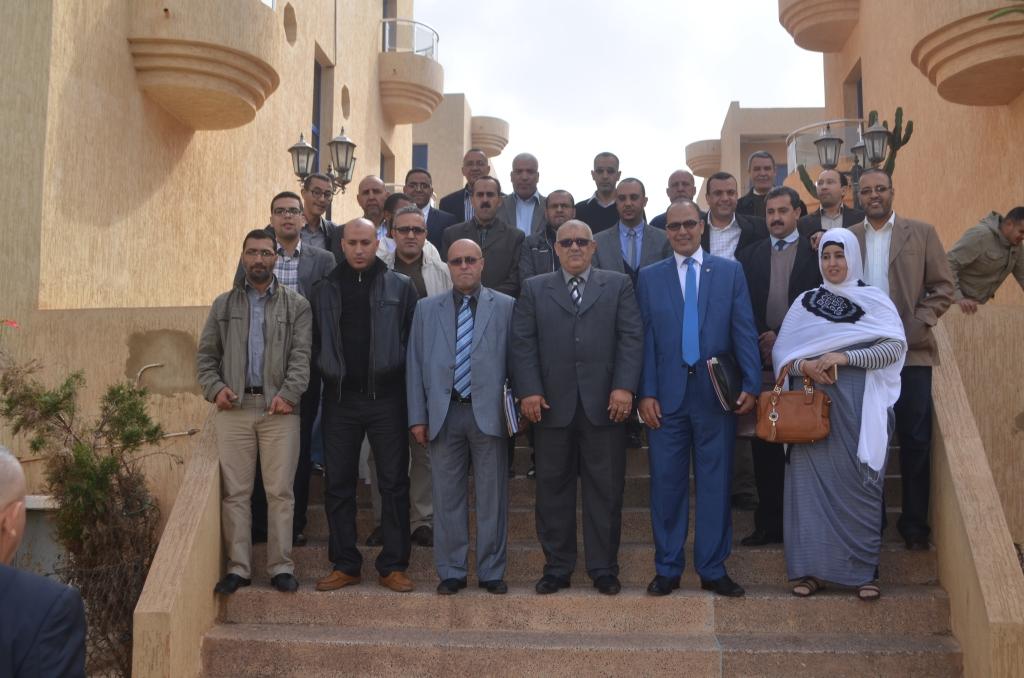 تنصيب مولاي عبد العاطي الأصفر نائبا جديدا بسيدي إفني