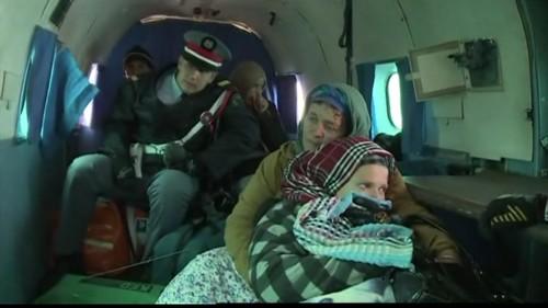 ورززات : عملية اجلاء لشخصين بواسطة المروحية