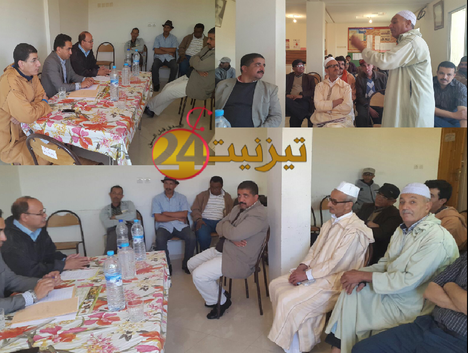 إبراهيم لشكر رئيسا لجمعية المستشارين الجماعيين الاستقلاليين