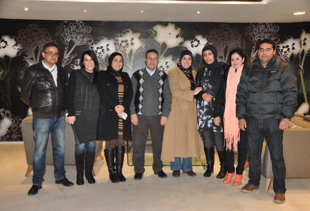 الرابطة المغربية للصحافيين الرياضيين تنظم ندوة حول واقع وآفاق الرياضة الوطنية النسوية بمناسبة اليوم العالمي للمرأة