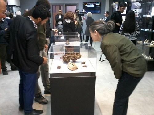 اول متحف للنيازك في العالم العربي وافريقيا يفتتح باكادير