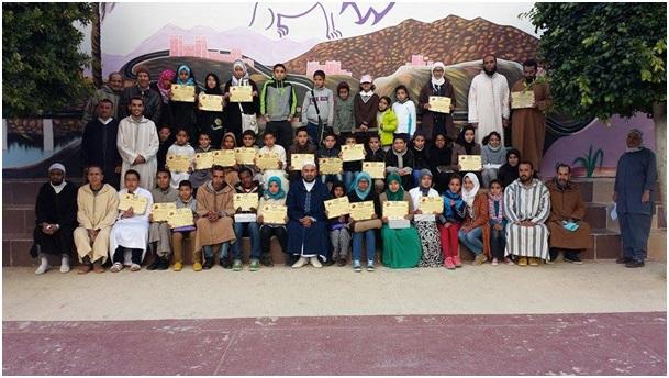 تافراوت: جمعية الإمام مالك للقرآن الكريم تنظم مسابقة في السيرة النبوية الشريفة