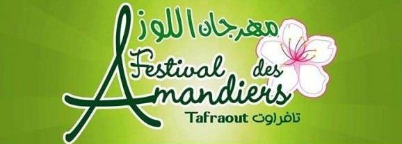 بلاغ صــحفي :مدينة تافراوت تحتضن الدورة السادسة لمهرجان اللوز أيام 4، 5و 6 مارس 2016