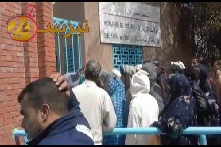 حصريا بمستشفى الحسن الأول بتيزنيت : ضرورة إحضار وجبة الأكل لولوج المستشفى وقت الزيارة