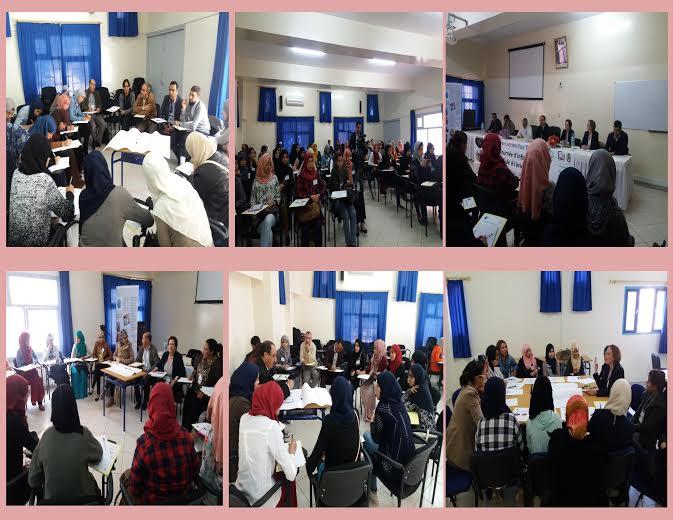 تيزنيت :يوم دراسي في مجال الإعلام والمساعدة على التوجيه لفائدة تلميذات السنة الثانية باكلوريا