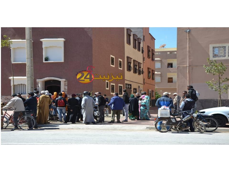 مجهولون يقتحمون منزلا بشارع 30 في واضحة النهار
