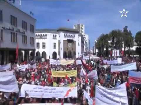 حرمان وفد جماعة تيوغزة من المشاركة في مسيرة الرباط بسبب عطب تقني في الحافلة