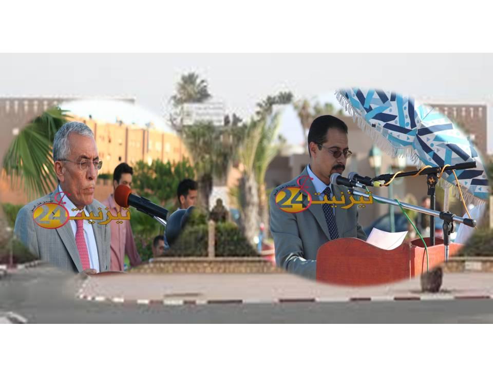سعيد رحيم: الاحتجاجات بِجماعة تيزنيت بين زمنين