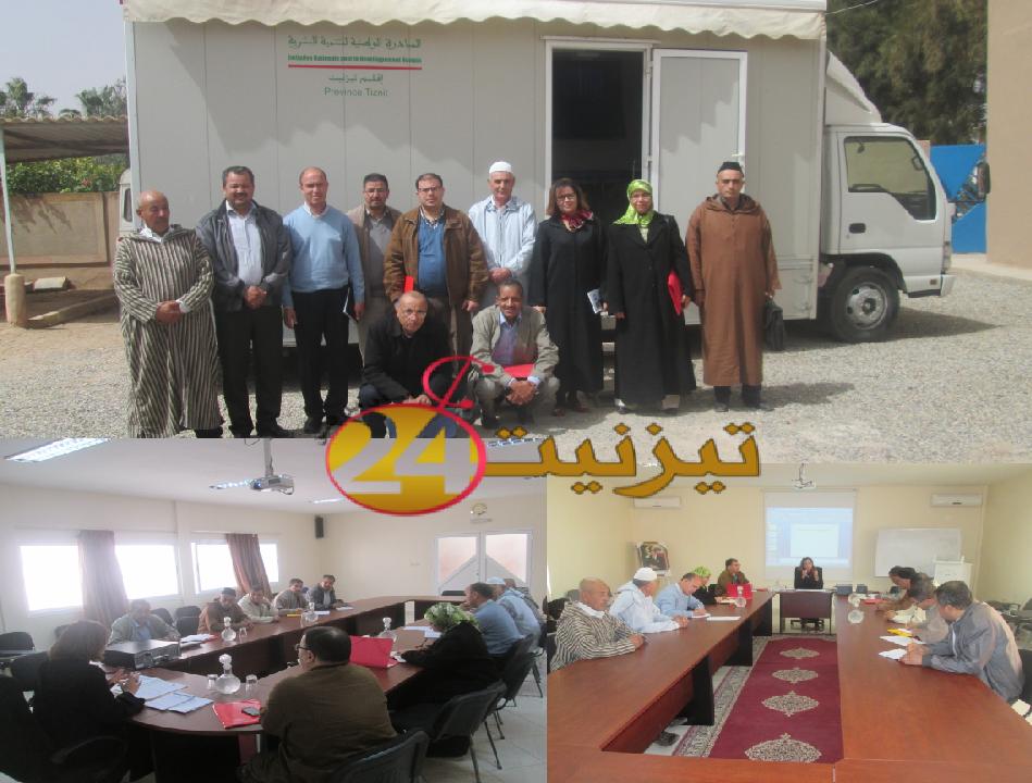 تعزيز اسطول وزارة الصحة بتيزنيت بوحدة طبية متنقلة حديثة