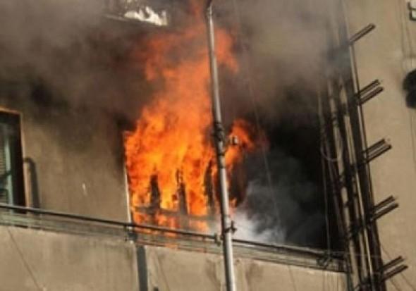 مأساة : مصرع اربعة ضحايا في حريق بسبب الاختناق