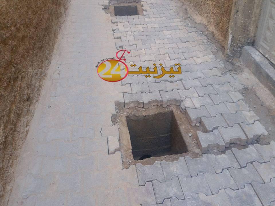 بالوعات خطيرة بالمدينة العتيقة تقض مضجع الساكنة