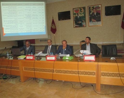 بلاغ صحفـــــي لاجتماع اللجنة الإقليمية للتنمية البشرية بتيزنيت