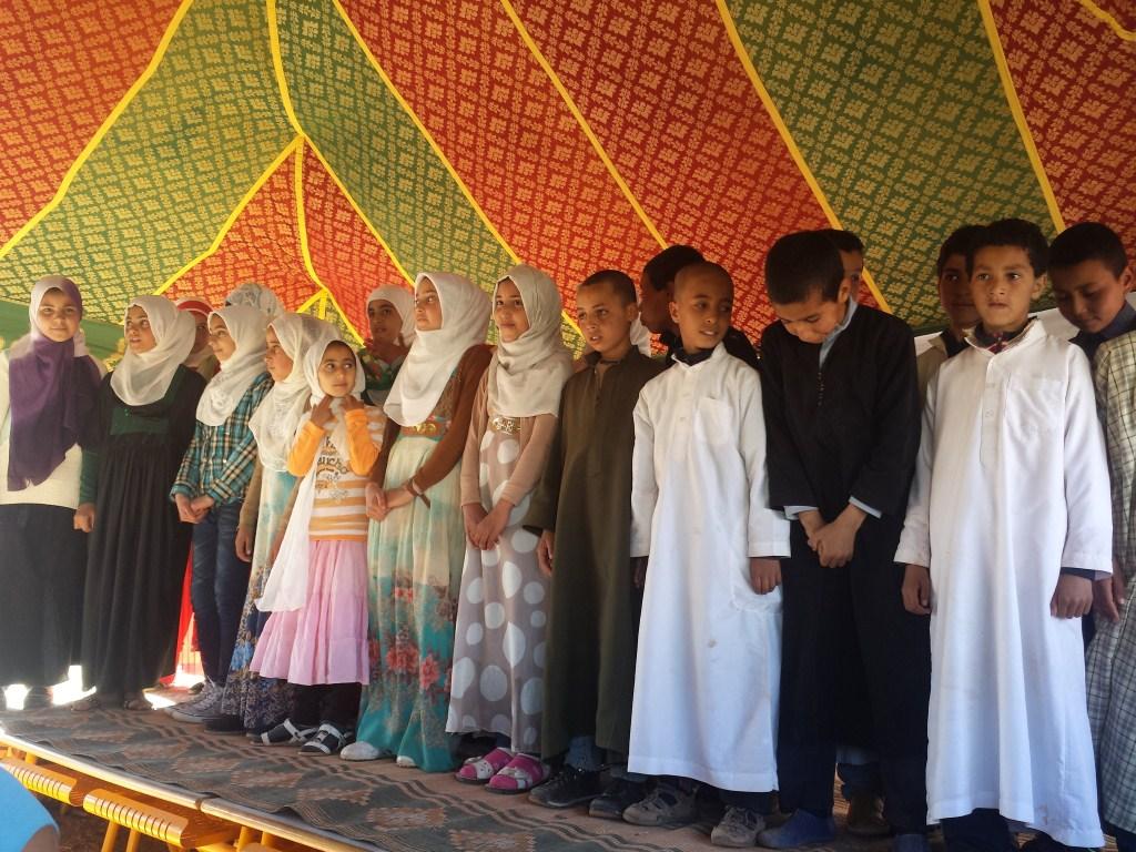 مجموعة مدارس علي الدرقاوي تشجع تلاميذها المتفوقين وتكرم أساتذتها