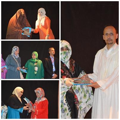 الاحتفاء بالمستفيدات من برنامج محو الأمية بمندوبية الشؤون الاسلامية بتيزنيت