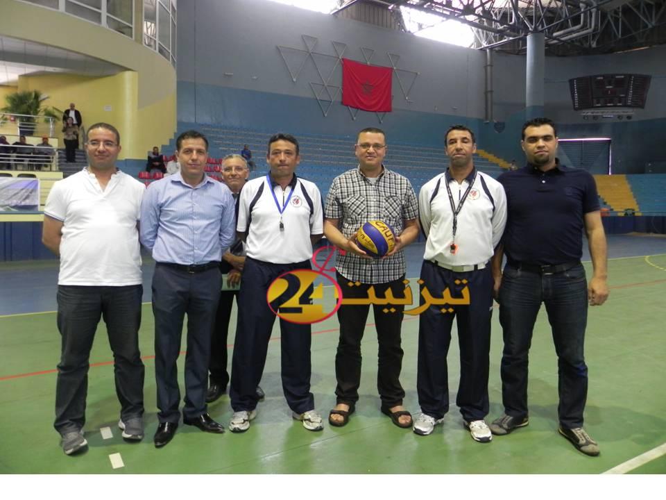الدورة 43 من النصف النهائي للبطولة الوطنية للألعاب الرياضية للتعاون الوطني بأكادير