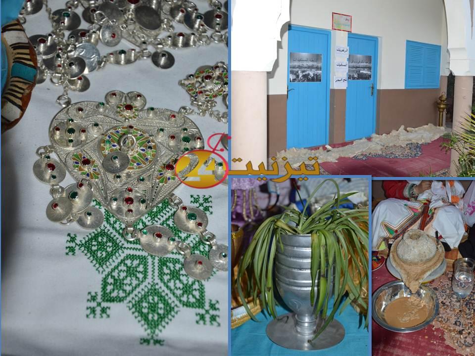 المستفيدات من برنامج محو الأمية بمساجد تيزنيت ينظمن أنشطة فنية وثقافية والدعوة خاصة بالنساء
