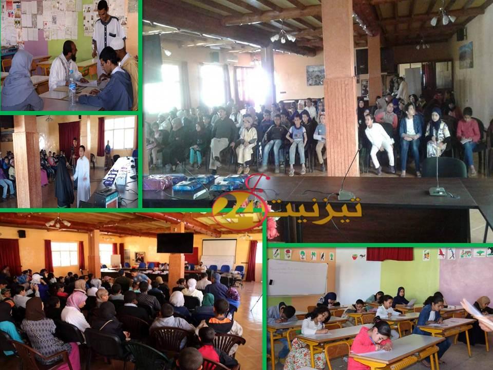 تافراوت: جمعية الإمام مالك للقرآن الكريم تنظم المسابقة النهائية في حفظ الحديث النبوي الشريف (الأربعون النووية)