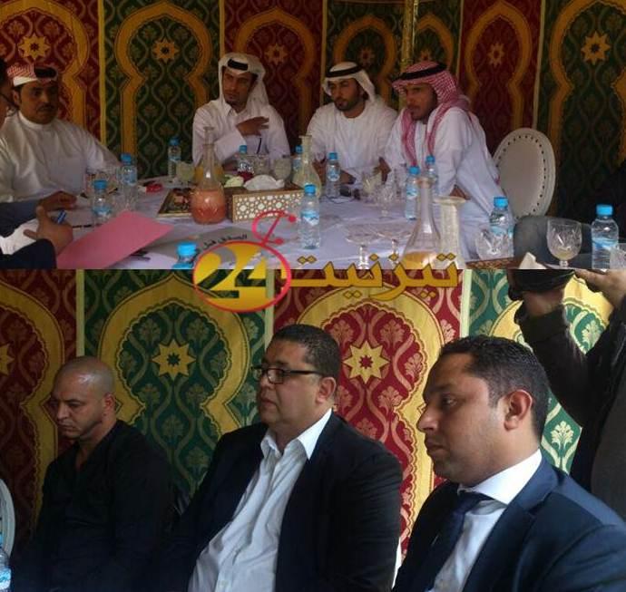 تيزنيت : تأسيس الجمعية المغربية الخليجية للقنص والفروسية