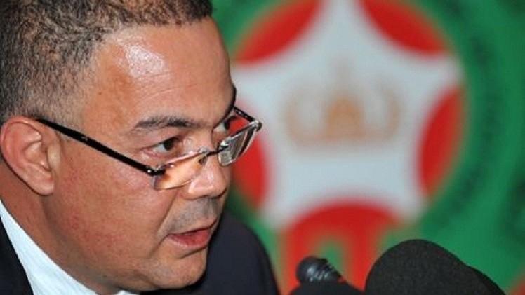 الجامعة الملكية المغربية لكرة القدم تحيل ملف رئيس الرجاء إلى القضاء