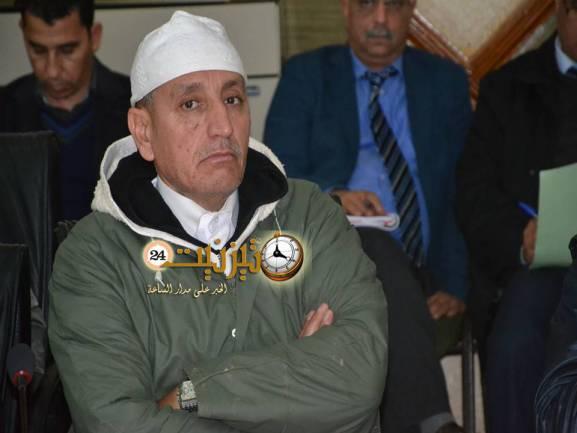 نجاة البرلماني عبد الله وكاك و زوجته من سيول جارفة بجماعة كماسة اقليم شيشاوة