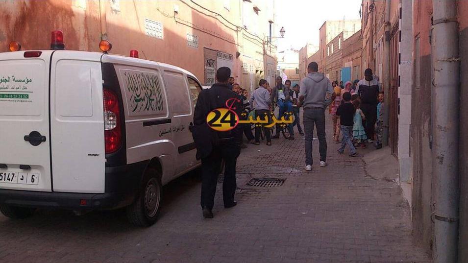 وفاة مفاجاة لخمسيني بزنقة تافوكت بالمدينة القديمة