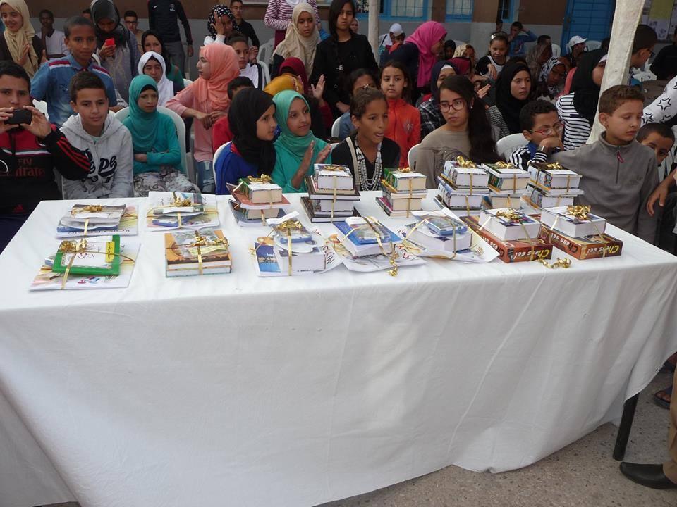 الثانوية الإعدادية مولاي سليمان بتيزنيت تنظم حفل اختتام أيامها الثقافية